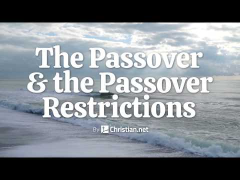 Exodus 12: The Passover and The Passover Restrictions | Bible Story (2020)