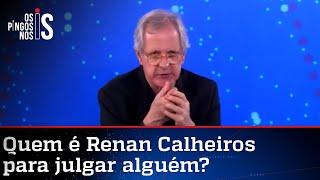 Renan Calheiros é um prontuário ambulante