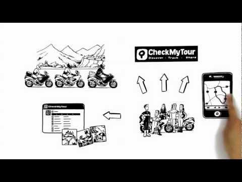 Video of CheckMyTour