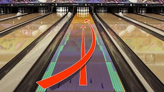 How To Bowl Better: Hooking A Bowling Ball Vs Bowling Straight