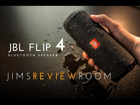 JBL Flip 4 Bluetooth Speaker – REVIEW