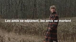 [Traduction Française] Taylor Swift - right where you left me