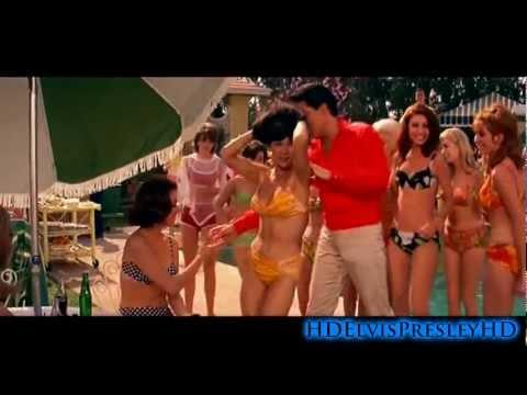 Elvis sings Beach Shack (HD)
