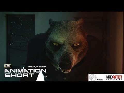 "CGI 3D Animated Short Film ""UNTAMED""- Interesting Dramatic Animation by The Animation Workshop"