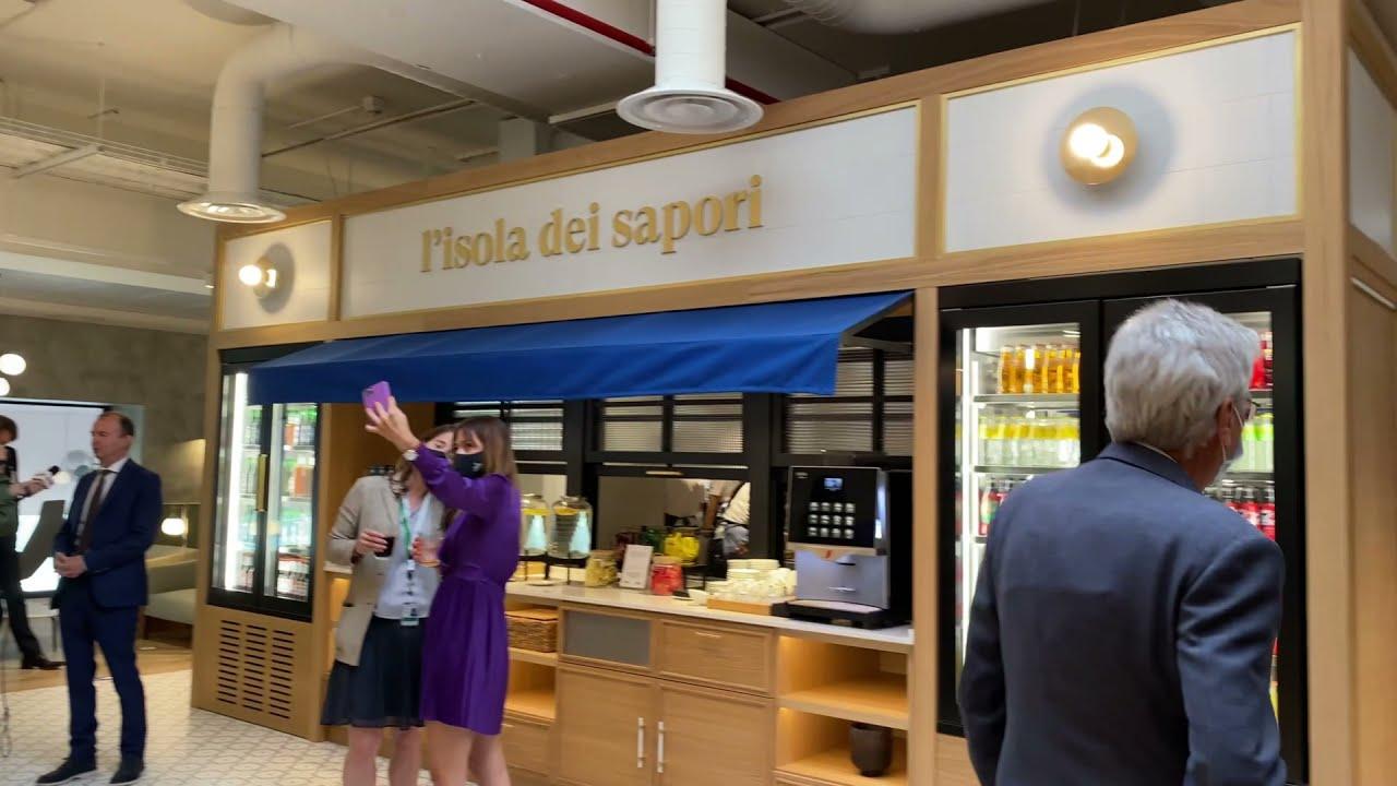 Aperta la nuova vip lounge dell'aeroporto di Orio