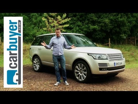 Range Rover SUV 2013 review - CarBuyer