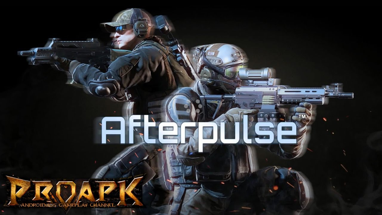 Afterpulse by GAMEVIL Inc. (ANDROID/iOS/iphone/ipad) ▻▻▻ SUBSCRIBE PROAPK  FOR MORE GAMES : http://goo.gl/dlfmS0 ◅◅◅ The Pulse has changed everything.
