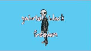 Gabriel Black   Freedom (lyric Video)