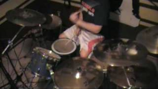 Everclear - The Twistinside - Drum Cover