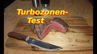 Enders Kansas SIK 4 Pro - Turbozone Test - Nebenbei einfach ein leckeres Steak gemacht