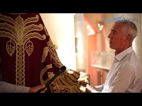 Mostra al Castello, intervista ad Angelo Vignati
