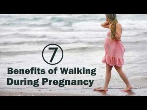 7 Benefits of Walking During Pregnancy