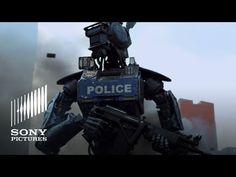 Video trailer för CHAPPIE Movie - Fight For Us on March 6
