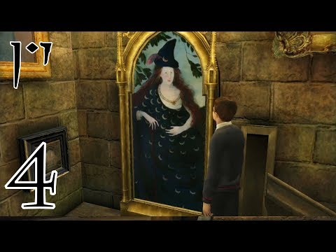 Harry Potter and the Order of the Phoenix Walkthrough - Part 1