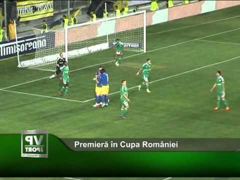 Premieră în Cupa României