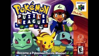 Pokémon Puzzle League - Game Over (You Can Do It (If You Really Try))