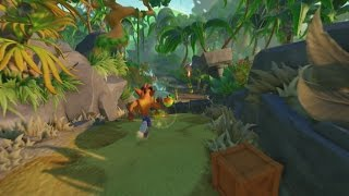 Skylanders: Imaginators Gameplay - Crash Bandicoot & Dr. Neo Cortex Gamescom 2016 HD