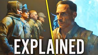 CLASSIFIED ENDING CUTSCENE EXPLAINED: TREYARCH MESSED UP. (Black Ops 4 Zombies)