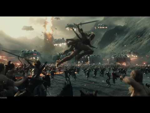 Do you see where the Themyscira Amazons, Atlanteans and Thanagarians?