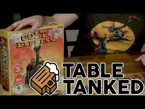TableTanked - Colt Express