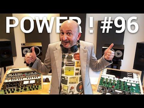 """La vérité sur le MP3 et l'audio 24 bits """"Hi-Res"""" ! - Power! #96"""