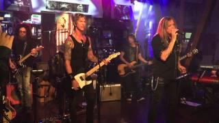 Duff McKagan & Sebastian Bach Patience