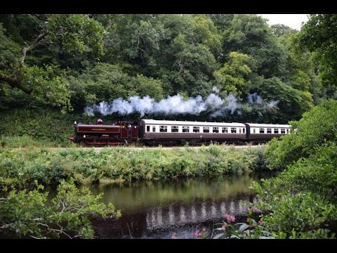 A visit to The South Devon Railway 27th July 2015