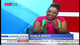 Kauli ya Rais Uhuru Kenyatta, aliyeonyesha kukerwa na mrengo fulani  | Suala Nyeti