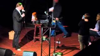 John Hodgman March 29, 2012 Time Capsule