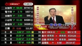 CSTV(阪田戰法)1130 顧奎國 分析師 2018-09-17