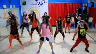 "Zumba ""Butter's Theme By Diplo Ft Billy The Gent & Jawns   At Jiwat (DR7)Studio Bontang"