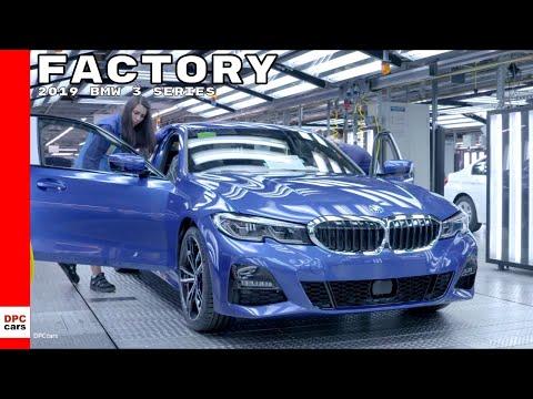 2019 BMW 3 Series 330i M340i Factory