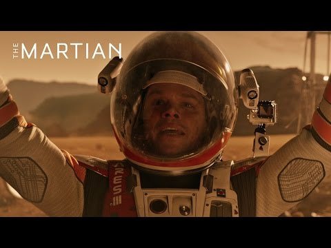 The Martian Featurette 'Rescue'