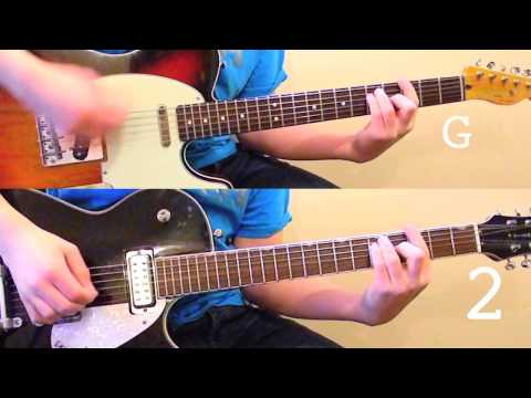 Watch The Beatles - I Want To Hold Your Hand Guitar- Guitar Lesson on YouTube