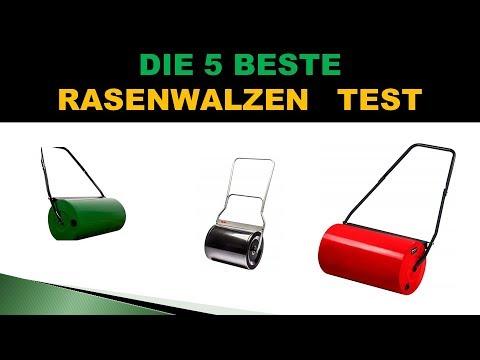 Beste Rasenwalzen Test 2019