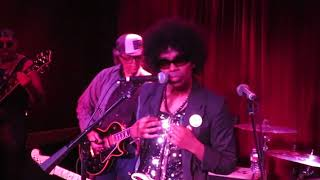 RonKat with Shaunna Hall performing PFunk's Soul Mate