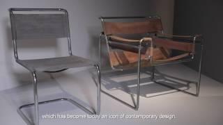 Exhibition: LEsprit Du Bauhaus - B3 Armchair By Marcel Breuer
