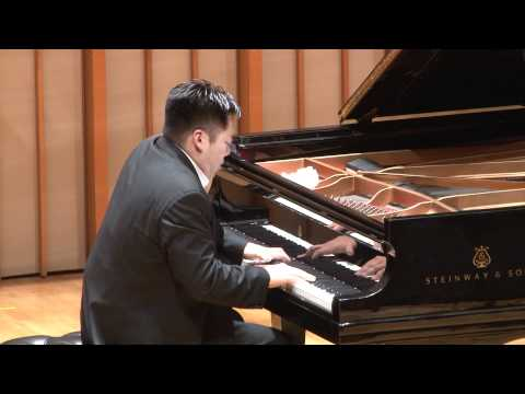 "Rufus Choi - Mephisto Waltz No. 1 ""Dance in the Village Inn"" - Franz Liszt..."