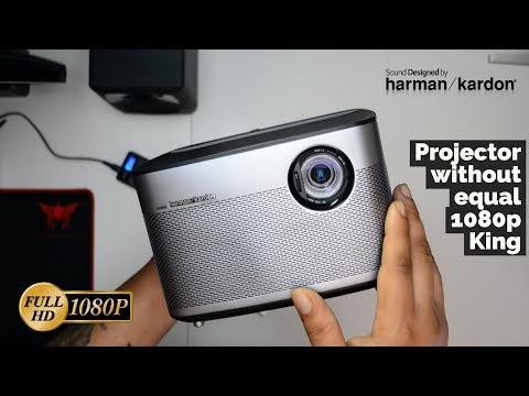 Best 1080P Projector XGIMI H1 - Definitive Review & Unboxing
