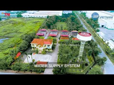 Toàn cảnh khu công nghiệp Minh Quang