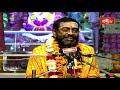 పట్టాభిషేకంలో సీతమ్మ హనుమంతుడికి ఇచ్చిన బహుమానం ఇదే | Brahmasri Samavedam Shanmukha Sarma - Video