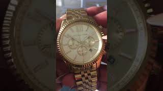 How To Tell If You Have A Fake Michael Kors Watch💅🏽⌚️🤦🏽‍♀️👌🏽✨✨✨