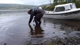 The Capture and Recapture of a Loch Awe Ferox Trout (2015 – 2016)