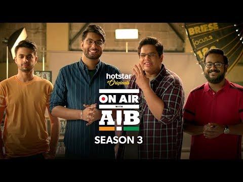 On Air With AIB Season 3