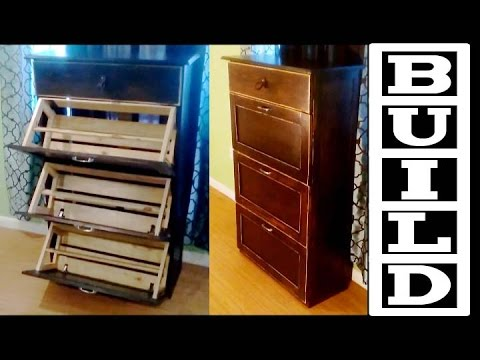Shoe Storage Furniture Custom Made