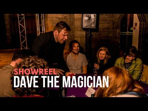 Dave The Magician Video