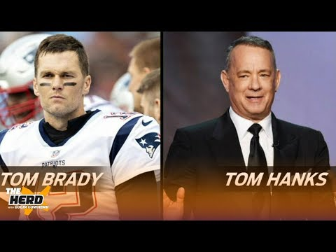 Colin Cowherd compares 16 NFL QBs to Hollywood actors | NFL | THE HERD