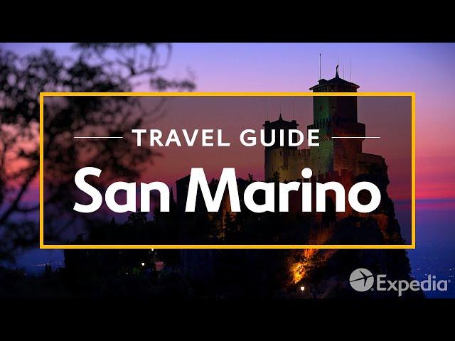 İtalyan'de San Marino Video Telaffuz