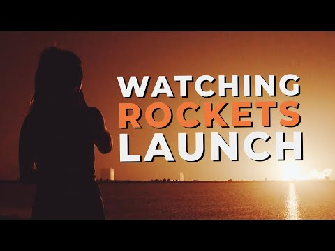Rocket Launches - The Planetary Post with Robert Picardo