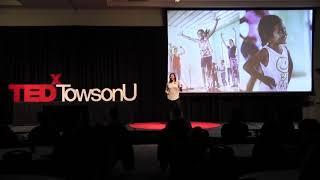 Sustainable Change through 'Dance Diplomacy' | Adele Switzer | TEDxTowsonU
